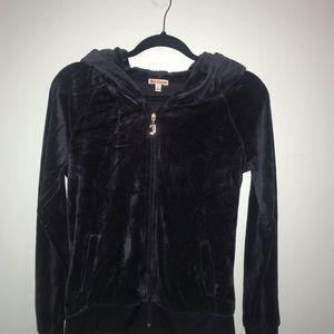 Juicy Couture purple valore sweatshirt